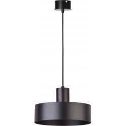 Rif lampa wisząca M czarna