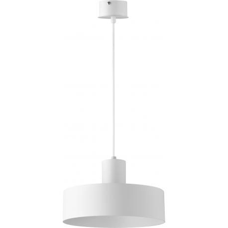 Rif lampa wisząca M biała