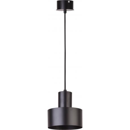 Rif lampa wisząca S czarna