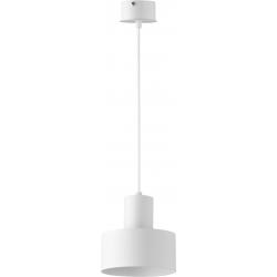 Rif lampa wisząca S biała