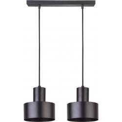Rif lampa wisząca czarna 30898 Sigma