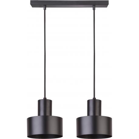 Rif lampa wisząca czarna
