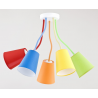 Wire Colour lampa wisząca 2107 TK Lighting