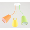 Wire Colour lampa wisząca 2106 TK Lighting