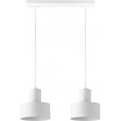 Rif lampa wisząca biała