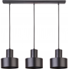 Rif lampa wisząca czarna 30899 Sigma
