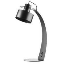 Rif lampka biurkowa czarna