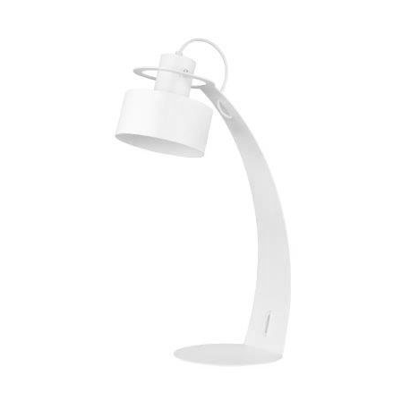 Rif lampka biurkowa biała
