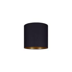 Abażur Petit A black/gold 8333 Nowodvorski