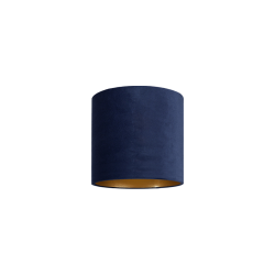 Abażur Petit A bluek/gold 8344 Nowodvorski