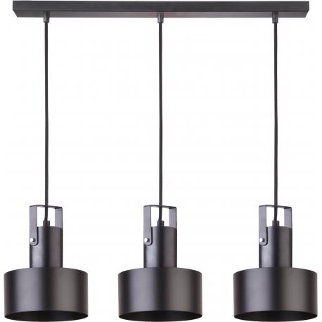 Rif Plus lampa wisząca czarna