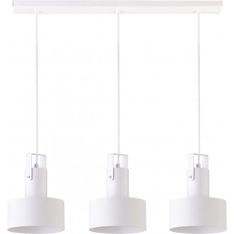Rif Plus lampa wisząca biała