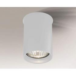 Arida lampa natynkowa biała 7008 Shilo