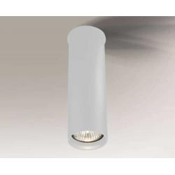 Arida lampa natynkowa biała 7009 Shilo