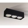 Yatomi lampa natynkowa czarna 1212 Shilo
