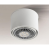 Miki lampa natynkowa biała 7016 Shilo