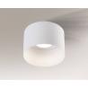 Konan lampa natynkowa biała 7081 Shilo