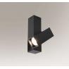 Mitsuma lampa wisząca czarna 8000 Shilo