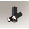 Mitsuma lampa wisząca czarna 7998 Shilo