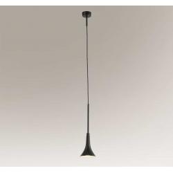 Kanzaki lampa wisząca czarna 7940 Shilo