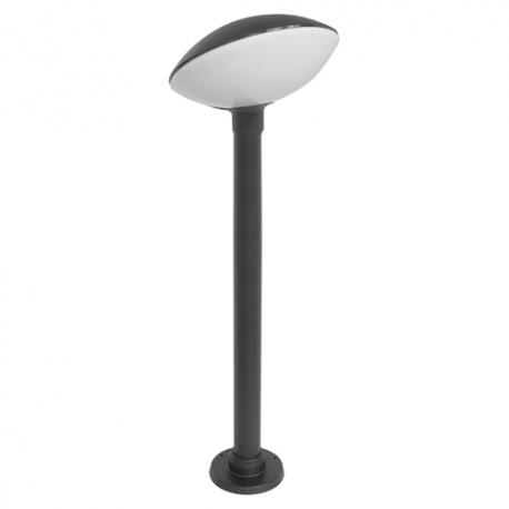 Tao lampa stojąca średnia czarna