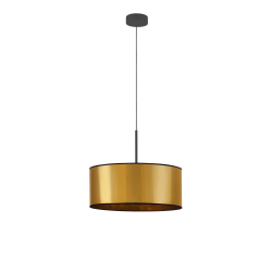 Sintra Mirror złota lampa wisząca 40 cm Lysne