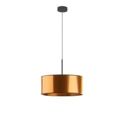 Sintra Mirror miedź lampa wisząca 40 cm Lysne