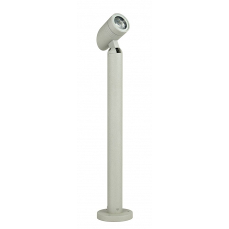 Sigma lampa stojąca duża srebrna