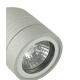 Sigma lampa stojąca średnia srebrna