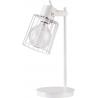 Luto Kwadrat lampka biała 50085 Sigma