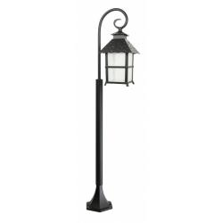 Cadiz lampa stojąca duża czarna