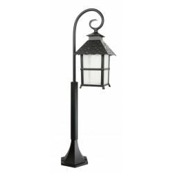 Cadiz lampa stojąca średnia czarna