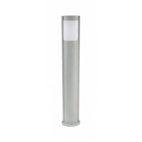 Elis lampa stojąca srebrna czarna