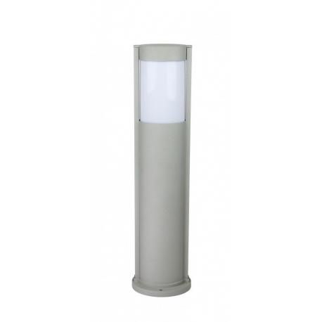 Elis lampa stojąca mała srebrna