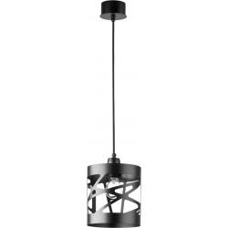 Moduł Frez lampa wisząca czarna S