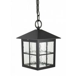 Wenecja lampa wisząca czarna