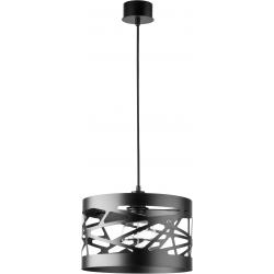 Moduł Frez lampa wisząca czarna M