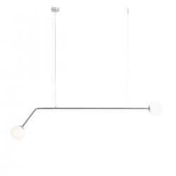 Pure Chrome lampa wisząca 1064H4 Aldex