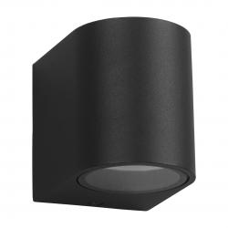 Ovalis kinkiet czarny EKO8302 Eko-Light