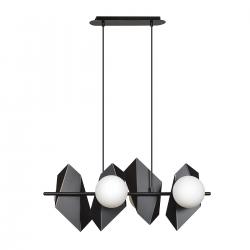 Drifton Black 4 lampa wisząca 636/4 Emibig
