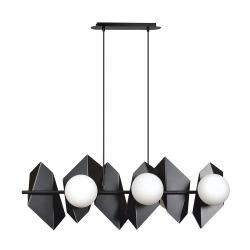 Drifton Black 6 lampa wisząca 636/6 Emibig