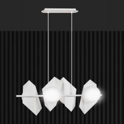 Drifton White 4 lampa wisząca 637/4 Emibig