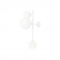Dione biały kinkiet 1092Y Aldex