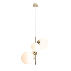 Balia Gold lampa wisząca 1039L30 Aldex