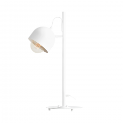 Beryl White lampka 976B Aldex