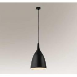 Nagoje lampa wisząca czarna 7834 Shilo