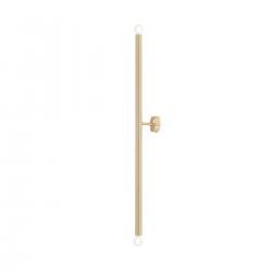 Tubo Brass kinkiet 1072D1/L Aldex