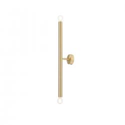 Tubo Brass kinkiet 1072D1/S Aldex