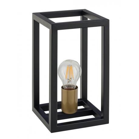 Vigo lampka czarny/złoty 50247 Sigma