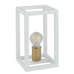 Vigo lampka biały/złoty 50248 Sigma